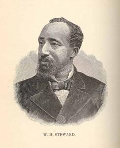 William H Steward