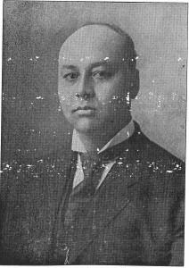 PGM Edward B Davis