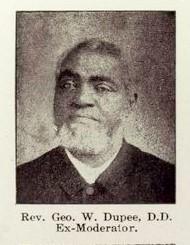 PGM George W DuPee